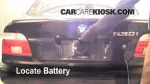 2002 BMW 530i 3.0L 6 Cyl. Battery
