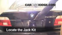 2002 BMW 530i 3.0L 6 Cyl. Jack Up Car