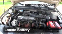 2002 Chevrolet Cavalier 2.2L 4 Cyl. Sedan (4 Door) Battery