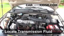 2002 Chevrolet Cavalier 2.2L 4 Cyl. Sedan (4 Door) Transmission Fluid