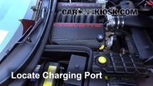2002 Chevrolet Corvette 5.7L V8 Convertible Aire Acondicionado