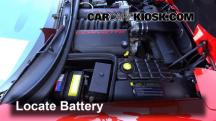2002 Chevrolet Corvette 5.7L V8 Convertible Batería