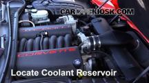 2002 Chevrolet Corvette 5.7L V8 Convertible Mangueras