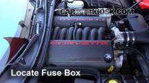 2002 Chevrolet Corvette 5.7L V8 Convertible Fusible (motor)