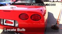 2002 Chevrolet Corvette 5.7L V8 Convertible Luces