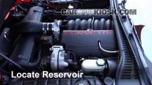 2002 Chevrolet Corvette 5.7L V8 Convertible Líquido limpiaparabrisas