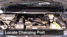 2002 Dodge Ram 1500 Van 5.2L V8 Standard Passenger Van Aire Acondicionado