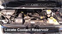 2002 Dodge Ram 1500 Van 5.2L V8 Standard Passenger Van Coolant (Antifreeze)