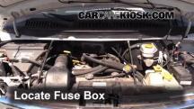 2002 Dodge Ram 1500 Van 5.2L V8 Standard Passenger Van Fuse (Engine)