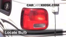 2002 Dodge Ram 1500 Van 5.2L V8 Standard Passenger Van Lights