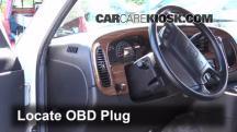 2002 Dodge Ram 1500 Van 5.2L V8 Standard Passenger Van Check Engine Light