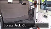 2002 Dodge Ram 1500 Van 5.2L V8 Standard Passenger Van Jack Up Car