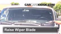 2002 Dodge Ram 1500 Van 5.2L V8 Standard Passenger Van Windshield Wiper Blade (Front)