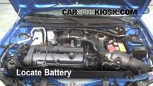 2002 Ford Escort ZX2 2.0L 4 Cyl. Battery