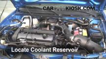 2002 Ford Escort ZX2 2.0L 4 Cyl. Fluid Leaks