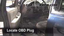 2002 Ford Explorer XLT 4.0L V6 Compruebe la luz del motor
