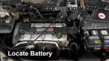 2002 Ford Focus ZX3 2.0L 4 Cyl. Battery