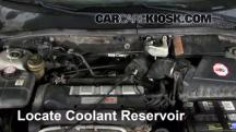 2002 Ford Focus ZX3 2.0L 4 Cyl. Coolant (Antifreeze)