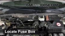 2002 Ford Focus ZX3 2.0L 4 Cyl. Fusible (motor)