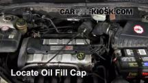 2002 Ford Focus ZX3 2.0L 4 Cyl. Oil