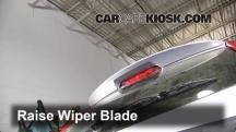 2002 Ford Focus ZX3 2.0L 4 Cyl. Windshield Wiper Blade (Rear)