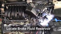 Ford Taurus Se Valve L V Fbrake Fluid Part