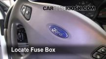 2002 Ford Taurus SE 2-Valve 3.0L V6 Fusible (interior)