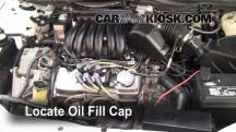 2002 Ford Taurus SE 2-Valve 3.0L V6 Oil