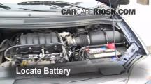 2002 Ford Windstar SEL 3.8L V6 Battery
