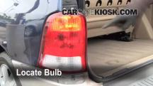 2002 Ford Windstar SEL 3.8L V6 Luces
