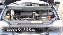 2002 Ford Windstar SEL 3.8L V6 Aceite