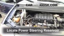 2002 Ford Windstar SEL 3.8L V6 Power Steering Fluid