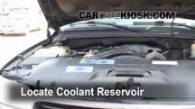 2002 GMC Yukon XL 2500 SLT 8.1L V8 Coolant (Antifreeze)