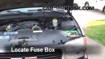 2002 GMC Yukon XL 2500 SLT 8.1L V8 Fusible (motor)