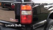 2002 GMC Yukon XL 2500 SLT 8.1L V8 Luces