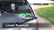2002 GMC Yukon XL 2500 SLT 8.1L V8 Líquido limpiaparabrisas