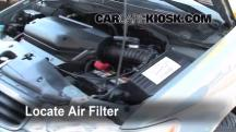 2002 Honda Odyssey EX 3.5L V6 Air Filter (Engine)