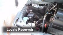 2002 Honda Odyssey EX 3.5L V6 Líquido limpiaparabrisas