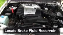 2002 Kia Sportage 2.0L 4 Cyl. Sport Utility (4 Door) Brake Fluid