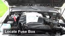 2002 Kia Sportage 2.0L 4 Cyl. Sport Utility (4 Door) Fusible (motor)