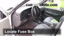 2002 Kia Sportage 2.0L 4 Cyl. Sport Utility (4 Door) Fusible (interior)