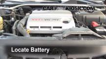 2002 Lexus ES300 3.0L V6 Battery