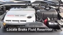 2002 Lexus ES300 3.0L V6 Brake Fluid