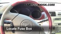 2002 Lexus ES300 3.0L V6 Fusible (interior)
