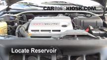 2002 Lexus ES300 3.0L V6 Líquido limpiaparabrisas