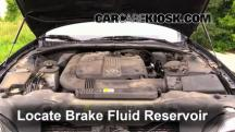 2002 Lincoln LS 3.9L V8 Brake Fluid