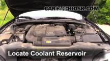 2002 Lincoln LS 3.9L V8 Fluid Leaks