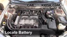 2002 Mazda Protege ES 2.0L 4 Cyl. Battery