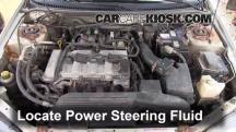 2002 Mazda Protege ES 2.0L 4 Cyl. Líquido de dirección asistida