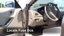 2002 Mitsubishi Galant ES 2.4L 4 Cyl. Fusible (interior)